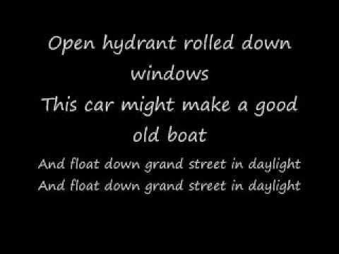 Matt and Kim Daylight (With Lyrics)