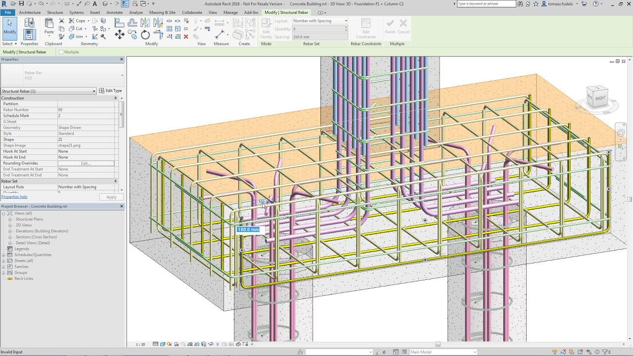 Learn What's New in Revit 2018 for Concrete Detailing - BIM