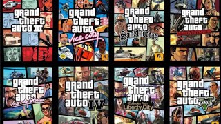  Game review  Grand Theft Auto Games