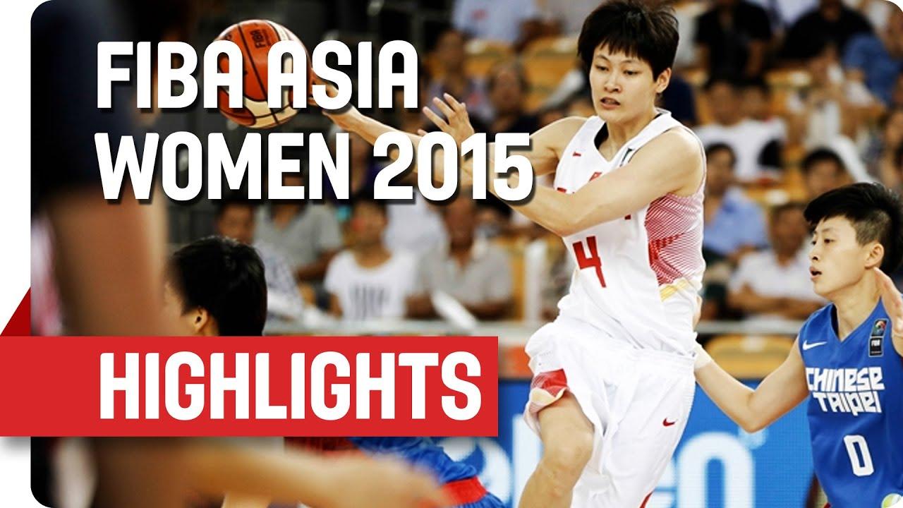China v Chinese Taipei - Game Highlights - Group A
