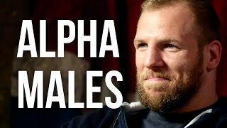 HOW TO LEAD A TEAM OF ALPHA MALES - England Rugby Player James Haskell