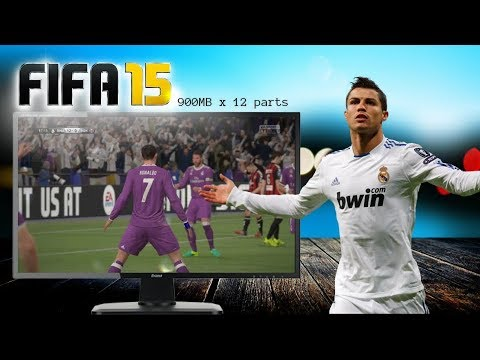 fifa15 for pc highly compressed