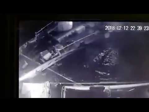 """Hellenic Coast Guard video shows Turks aimed to sink the """"Gavdos"""""""