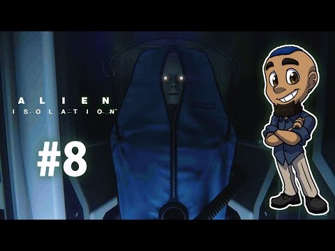 Alien: Isolation | Part 8 | HELPFUL SEEGSON SYNTHETICS
