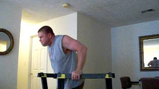 Use # 273 For Sawhorses:  Dip Bars