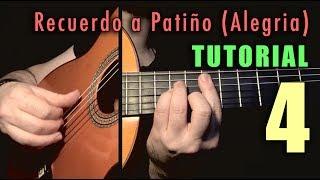 Pulgar Exercise - 40 B- Recuerdo a Patiño (Alegria) by Paco de Lucia