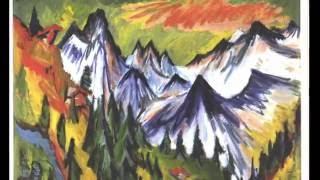 Alphorn-Choral von Hanspeter. Reimann