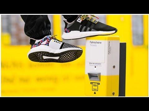Schuh Ticket: Der Sneaker Coup der BVG | W&V YouTube