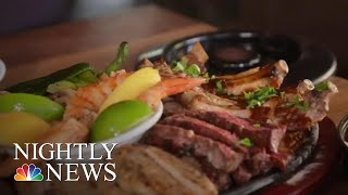 Lester Visits Houston Home Of A Tex-Mex Obsession | NBC Nightly News