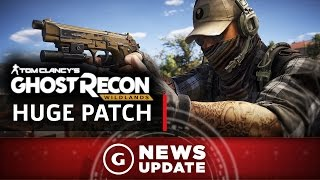 Ghost Recon Wildlands' Next Big Patch Is Coming Soon - GS News Update