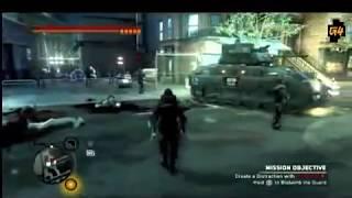 Prototype 2 - E3 2011 Gameplay Demo