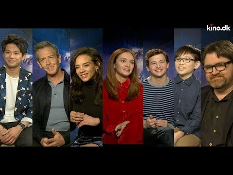 The cast from 'Ready Player One' reveal their favourite Steven Spielberg movies
