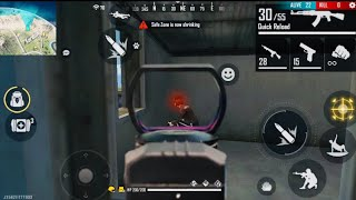 FREE FIRE | I MEET WITH A GIRL IN FREE FIRE GIRL PUSHRANK FUNNY VIDEO GIRLS VS BOYS IN FF