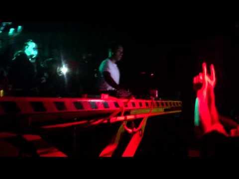 LUNICE LIVE Intro @ The Hoxton Toronto 05/14/2014