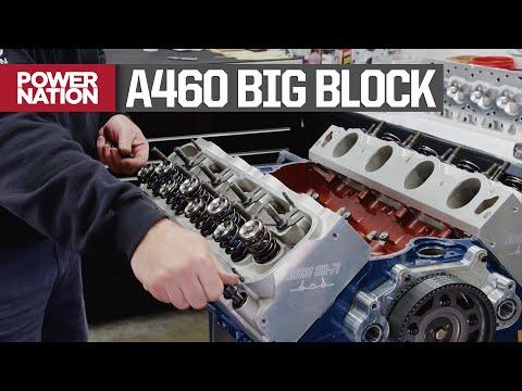 Building A 1100+ Horsepower Jon Kaase Big Block Ford Engine Power S6, E5