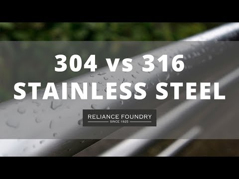 316l stainless steel material properties