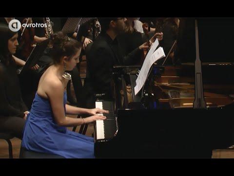 Elmer Schönberger: Ghosting Pantaleon - Nationaal Jeugd Orkest & Rosalía Gómez Lasheras LIVE HD