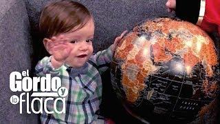 El hijo de Carlitos 'El Productor' se robó el show y derritió de ternura | GyF thumbnail