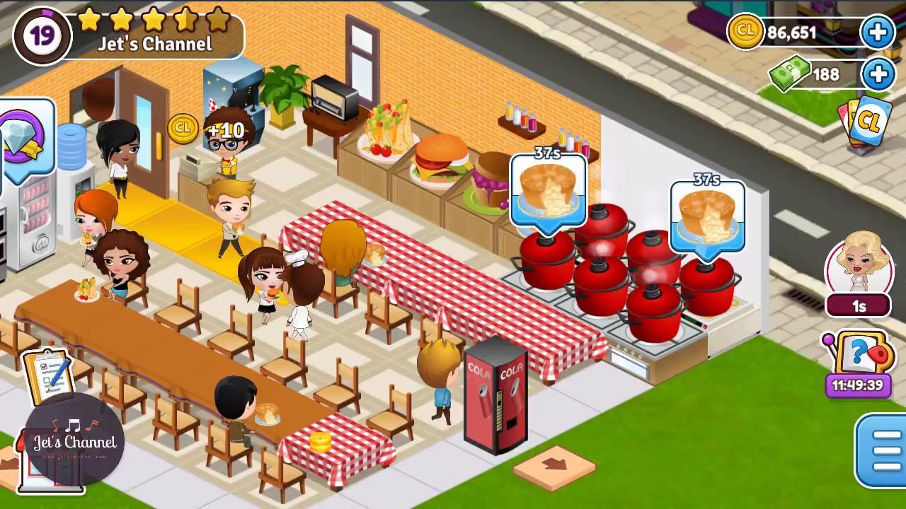 Cafeland - World Kitchen Gameplay #6 | World Cooking Game