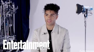 'Aladdin' Star Mena Massoud On Creating Disney's Live-Action Film | Entertainment Weekly