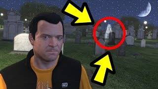 DONT GO TO THE GRAVEYARD AT 3:01 AM... (ghost)