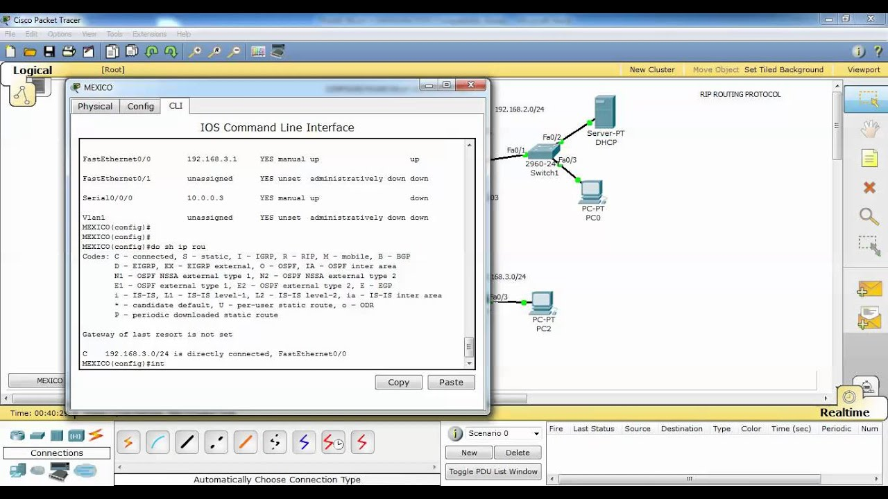 Frame Relay Configuration - YouTube
