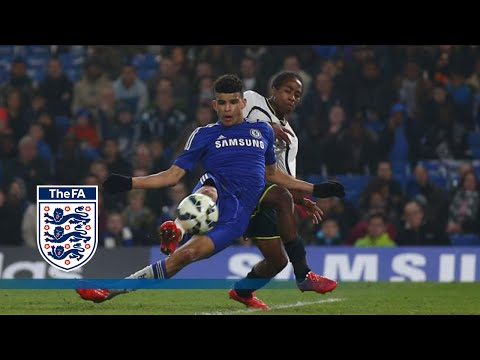 Chelsea 5-2 Tottenham - FA Youth Cup | Goals & Highlights