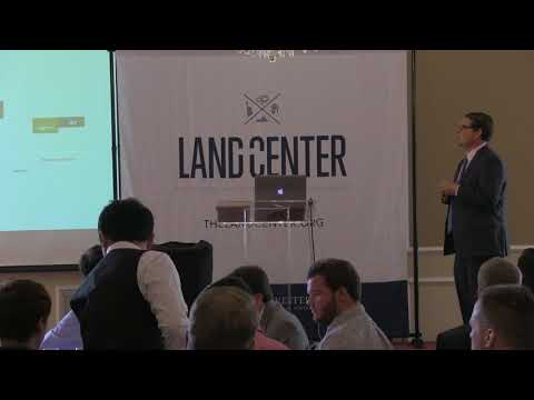 2017-10-19 Land Center Luncheon - W. Bradford Wilcox