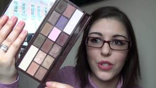❤ I Heart Chocolate palette review by MagdaSimply ❤ Thumbnail