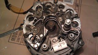 Микроотчет. Снятие генератора на приоре (кондиционер Halla)(Пропала зарядка, заодно запилил небольшой мануал как все это снять. Теперь зная последовательность и некую..., 2014-11-11T00:47:10.000Z)