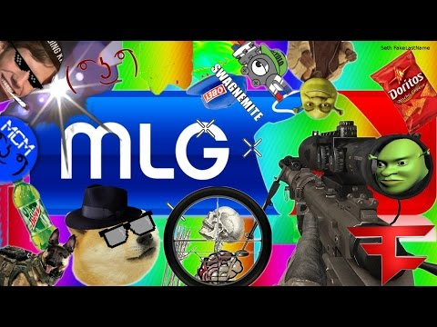 MLG 360 NOSCOPE 420 BLAZE IT THE GAME