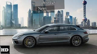 HOT NEWS  !!!  2018 Porsche Panamera Turbo Sport  pec & price