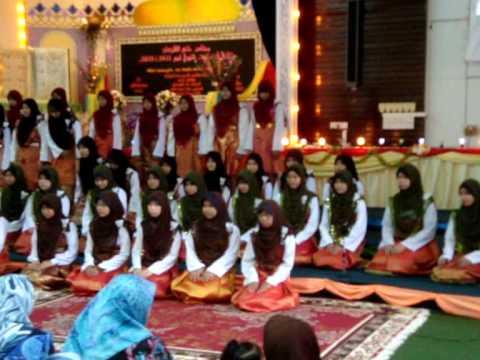 Majlis khatam al-Quran 2010 part 1