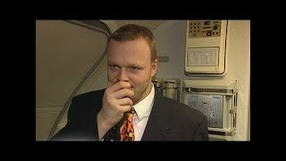 Ärger im Flugzeug - TV total classic