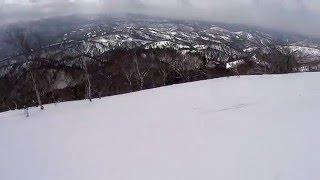 Mt Chitokaniushi ski touring