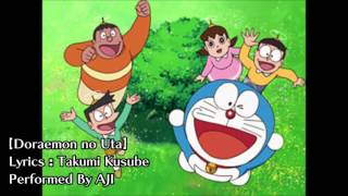Video Doraemon no Uta (AJI) - Doraemon Opening Song download MP3, 3GP, MP4, WEBM, AVI, FLV Agustus 2018