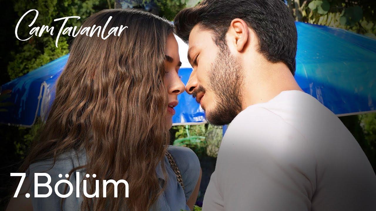 Cam Tavanlar 7. Bölüm | Havada Aşk Var
