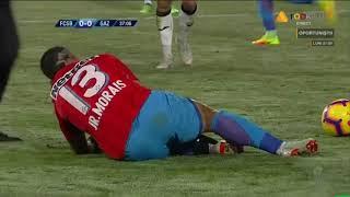 FCSB - Gaz Metan 0-0 Ivanov eliminat dupa al doilea galben!  Liga 1 Etapa 17