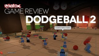 Game Review - ROBLOX Dodgeball 2