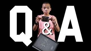 Q&A - HANCURIN PLAY BUTTON!!!