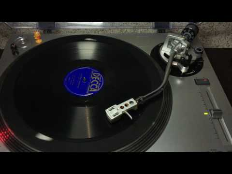 Louis Armstrong And His Orchestra - Jeepers Creepers (Decca 2267) 78 rpm
