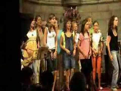 Tallers Musicals d'Avinyó '07 - Impressions (2a part)