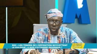 LE DÉBAT PANAFRICAIN DU 11 09 2016 (part 1)