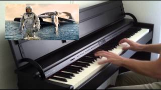"""Interstellar Soundtrack - """"Mountains"""" [Piano Cover]"""