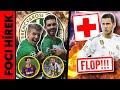 Halálcsoportba került a Fradi a BL-ben! Hazard a Real történetének legrosszabb igazolása?