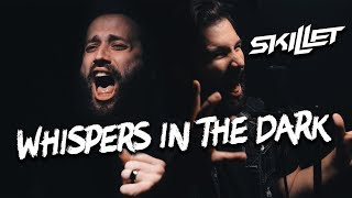 Download SKILLET - Whispers in the Dark (Metal Cover) by Caleb Hyles and Jonathan Young Mp3 and Videos