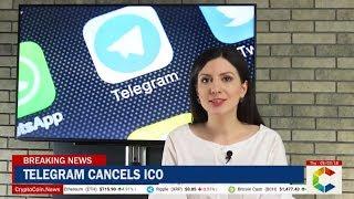 Breaking News: Telegram Cancels ICO
