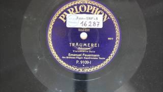 Träumerei, aus: Kinderszenen, op. 15 von Robert Schumann