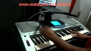 Samples de forró para teclado arranjador