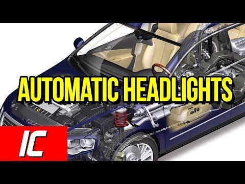 Automatic Headlight Sensors